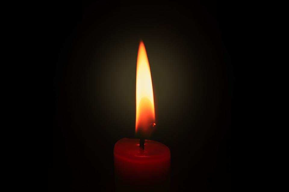 Hechizo de amor vela roja
