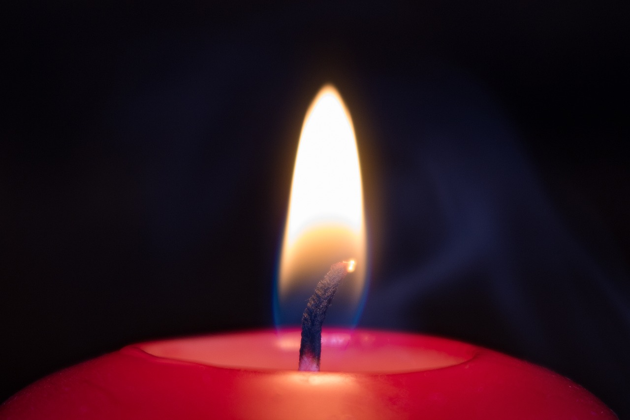 Hechizos de amor con velas rojas