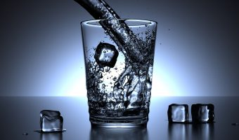 hechizo vaso de agua