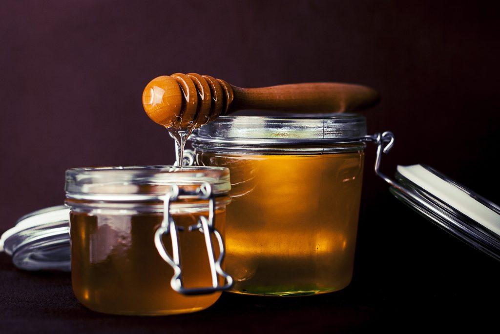 como se hace un endulzamiento con miel